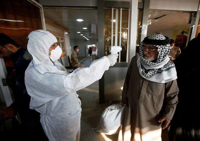 İran koronavirüs