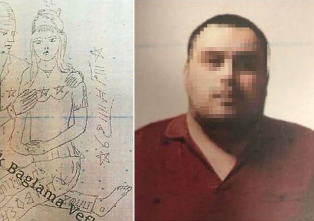 ABD ihbar etti, Pendik'te yakalandı: Medyumluk iddiasıyla dolandırıyordu, telefonunda çocuk istismarı görselleri bulundu