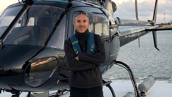 Kobe Bryant'ın helikopter pilotu Ara Zobayan - Sputnik Türkiye