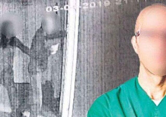 Tecavüzle suçlanan profesör davasında yaklaşık 1 saatlik görüntü kayıp