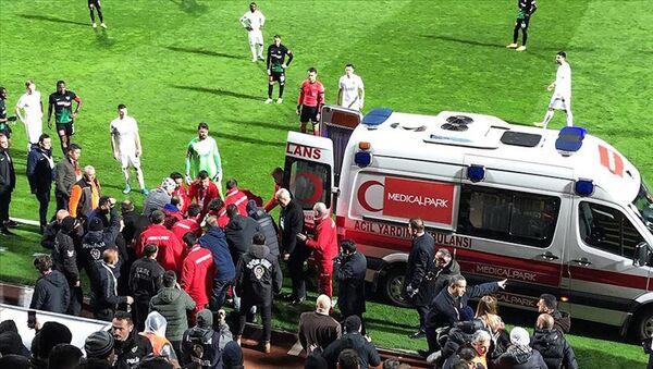 Maçta kalp krizi geçiren eski Kasımpaşa Sportif Direktörü Nursal Bilgin hayatını kaybetti - Sputnik Türkiye