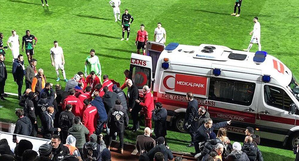 Maçta kalp krizi geçiren eski Kasımpaşa Sportif Direktörü Nursal Bilgin hayatını kaybetti