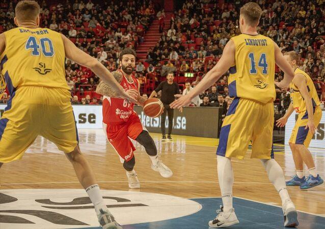 Türkiye A Milli Erkek Basketbol Takımı, 2021 Avrupa Şampiyonası (EuroBasket 2021) Elemeleri D Grubu'ndaki ikinci maçında deplasmanda İsveç'e 87-80 yenildi.