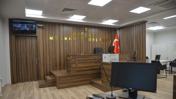 İstanbul Havalimanı'nda mahkeme - Sputnik Türkiye