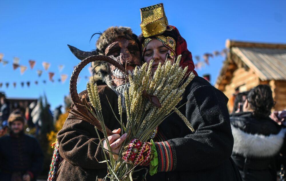 Maslenitsa Haftası, Büyük Oruç başlamadan önceki haftadır.