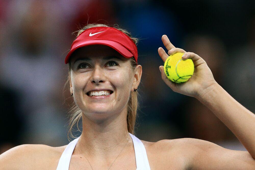 Rus tenisçi, 2016'da doping yaptığı gerekçesiyle 15 ay tenisten men cezası almıştı.