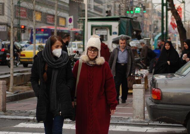 İran - koronavirüs