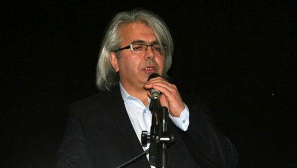 Refik Arıkan - Sputnik Türkiye