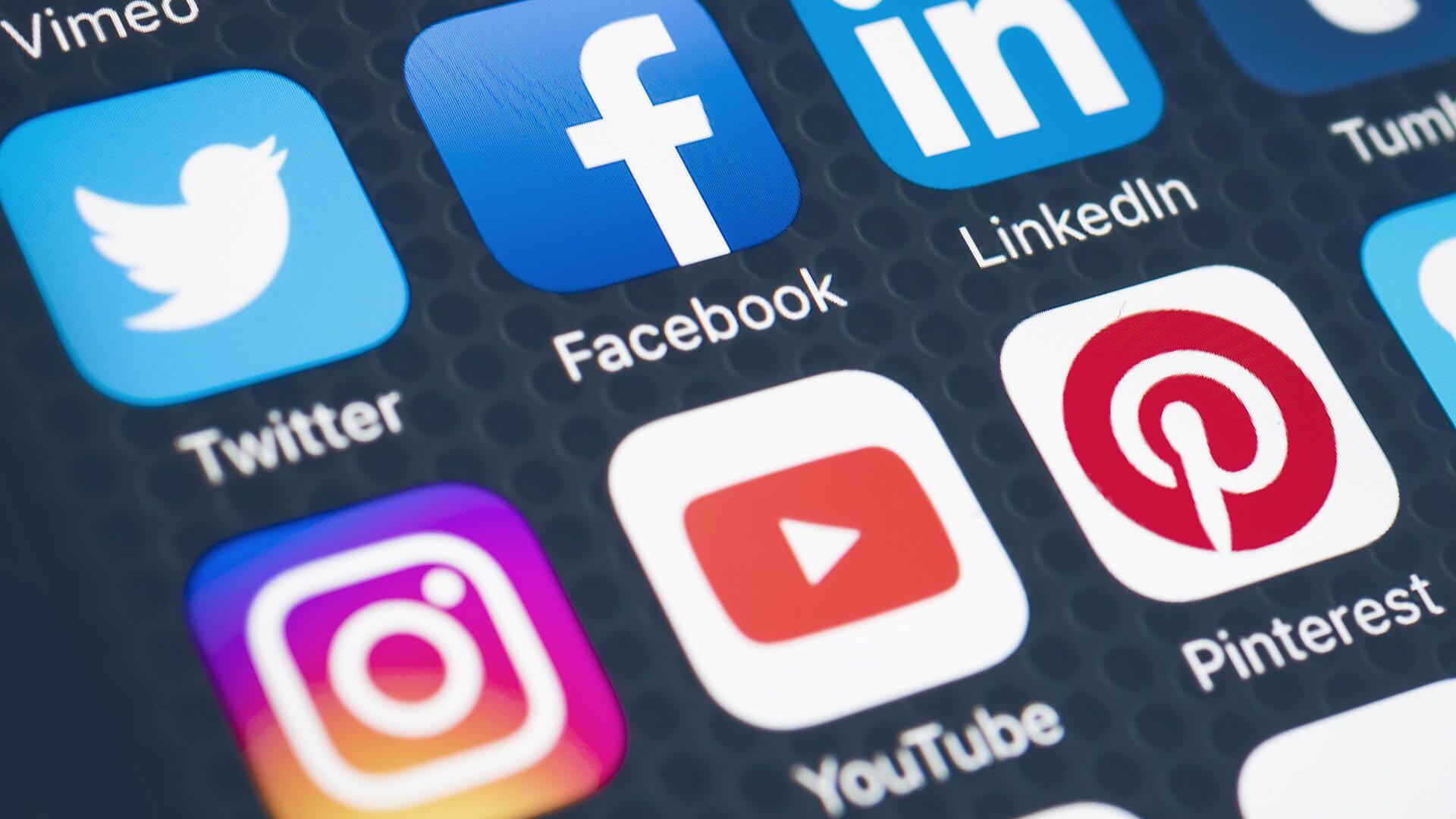 Twitter, Facebook, Instagram, sosyal medya - Sputnik Türkiye, 1920, 15.09.2021