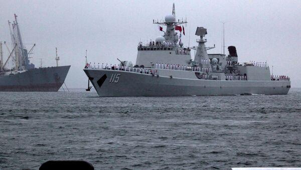 Çin destroyeri - Sputnik Türkiye