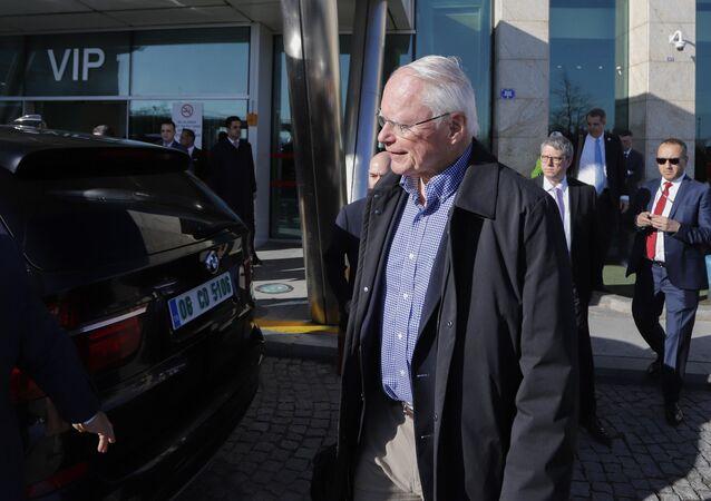 ABD Suriye Özel Temsilcisi James Jeffrey