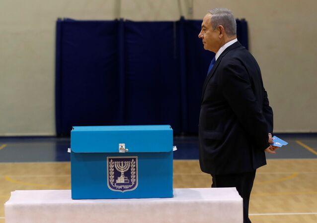 Netanyahu-İsrail-seçimler