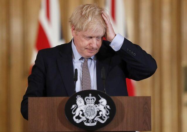 Britanya Başbakanı Boris Johnson