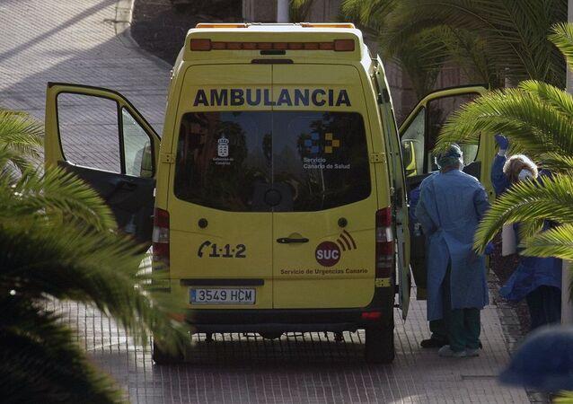 İspanya koronavirüs