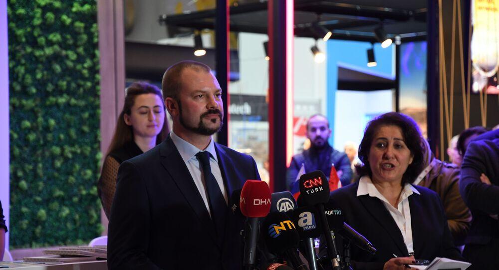 Akkuyu Nükleer İnşaat Birimi Başkanı Denis Sezemin