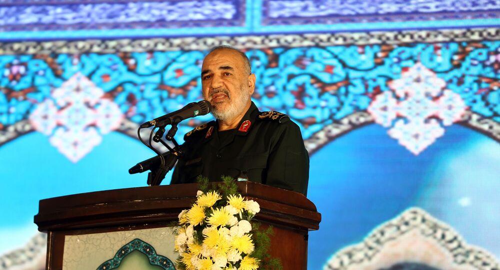 İran Devrim Muhafızları Ordusu Genel Komutanı Hüseyin Selami