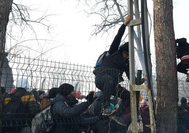 Edirne-sınır-sığınmacı-mülteci