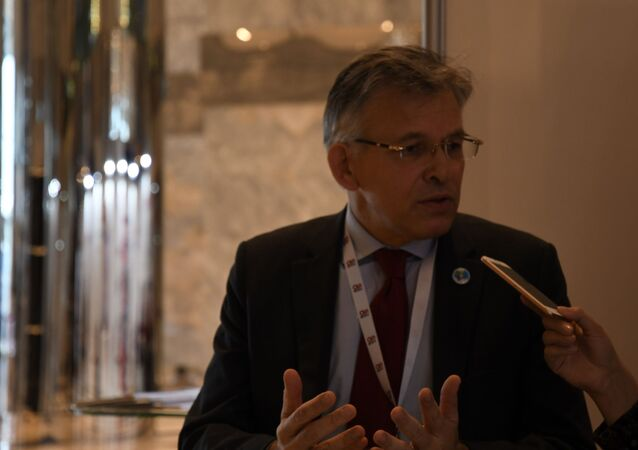 Dünya Nükleer Derneği (WNA) Kıdemli Danışmanı Philippe Costes