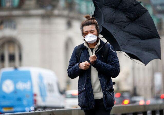 Londra'da koronavirüs