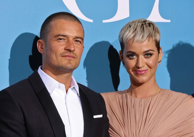Orlando Bloom - Katy Perry