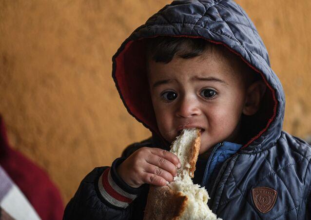 Edirne – çocuk – göçmen – mülteci – Yunanistan sınırı