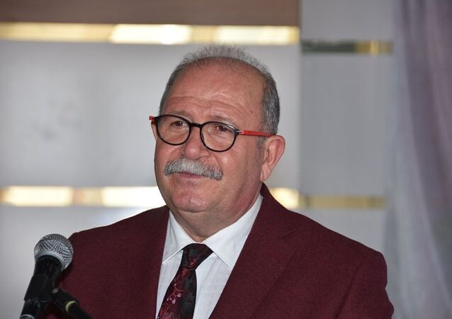 Prof. Dr. Şükrü Ersoy