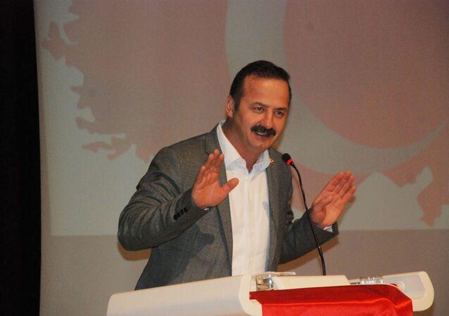 İYİ Parti İstanbul Milletvekili ve Parti Sözcüsü Yavuz Aliağıroğlu