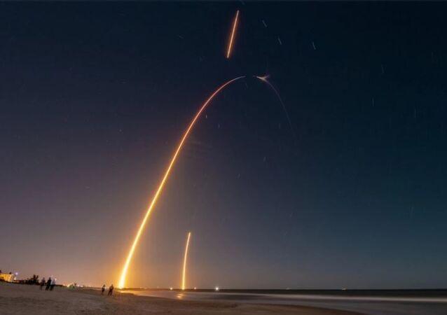 SpaceX, Dragon kargo mekiğini Uluslararası Uzay İstasyonu'na yolladı