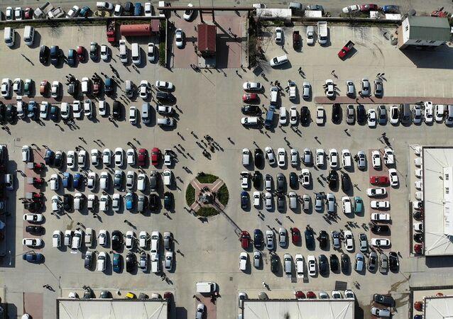 İkinci el araç pazarı