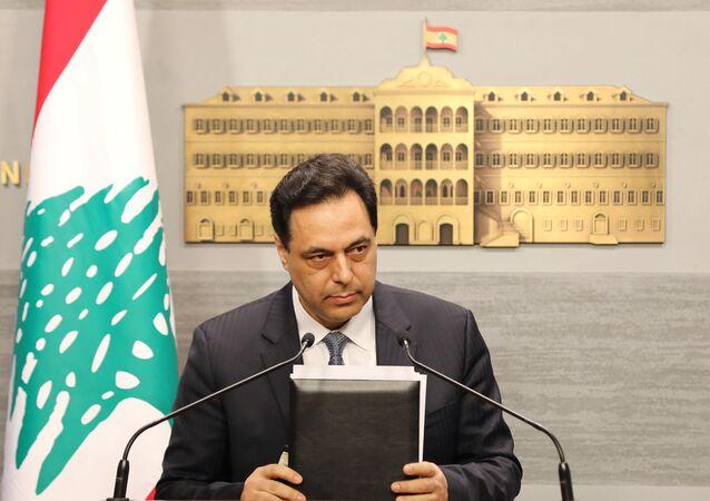 Lübnan Başbakanı Hasan Diyab