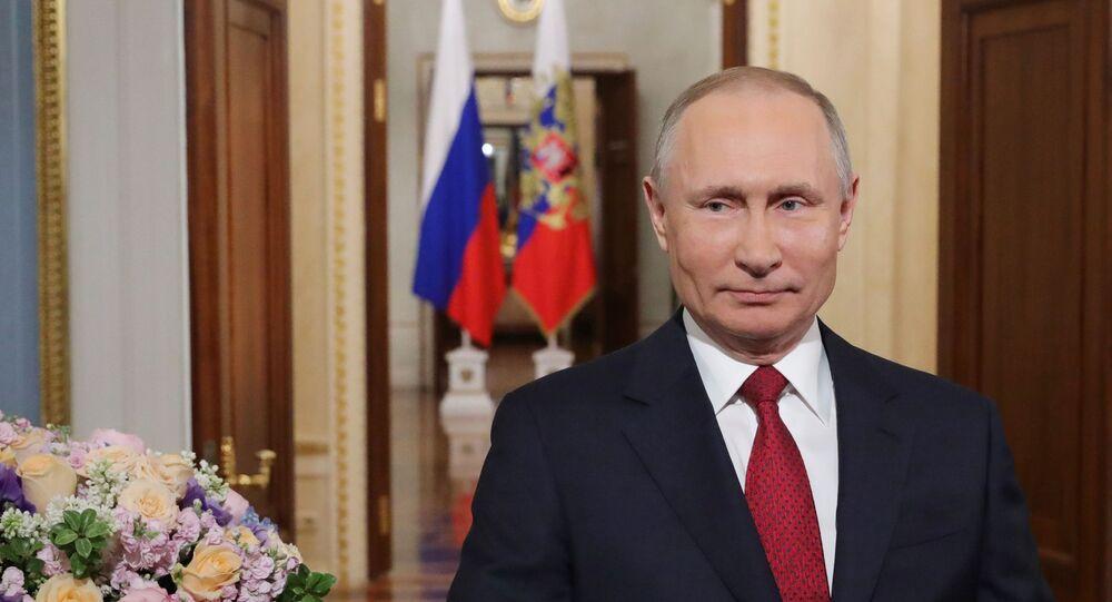 Vladimir Putin- Kadınlar Günü