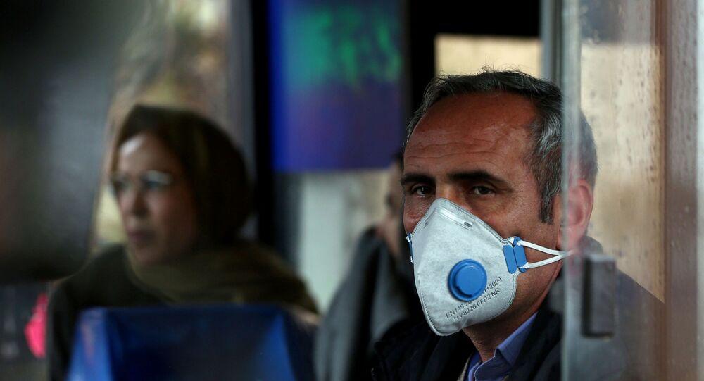 koronavirüs - İran