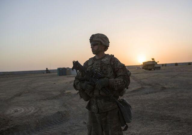 Irak-ABD askeri
