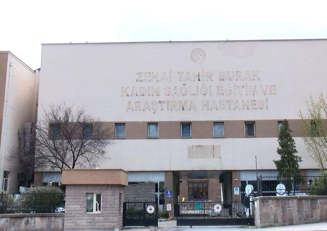 Zekai Tahir Burak Araştırma Hastanesi