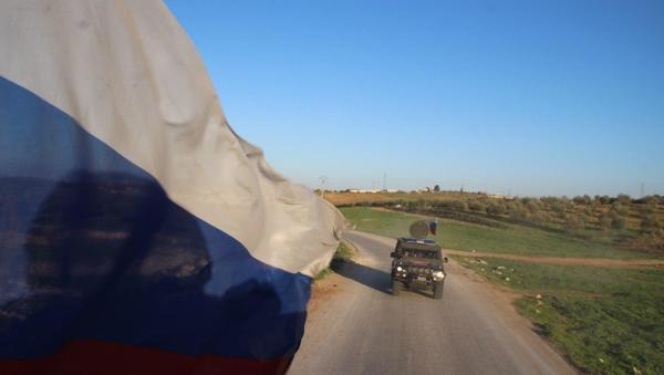 Rusya - Suriye - Sputnik Türkiye