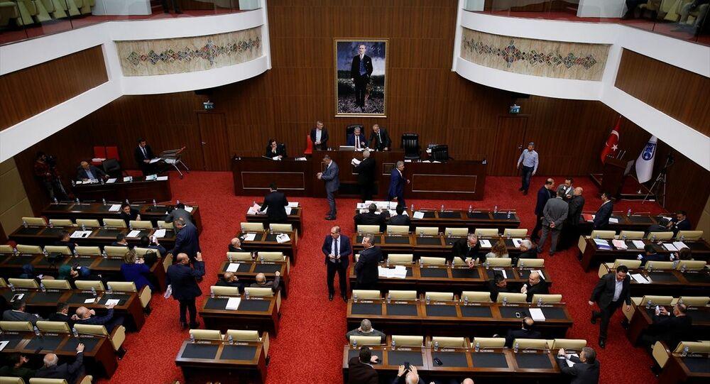 Ankara Büyükşehir Belediye Meclisi'nden, engelli çiftlerden nikah kıyma ücreti almama kararı