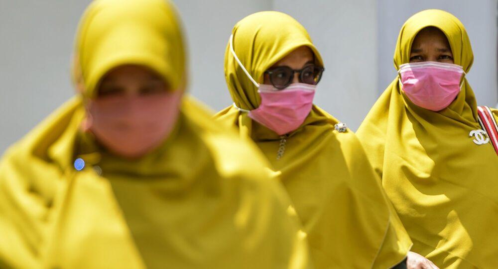 Endonezya - koronavirüs