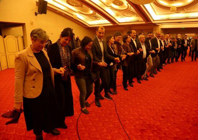 Diyarbakır'daki Nevruz hazırlıkları - Pervin Buldan - Leyla Güven