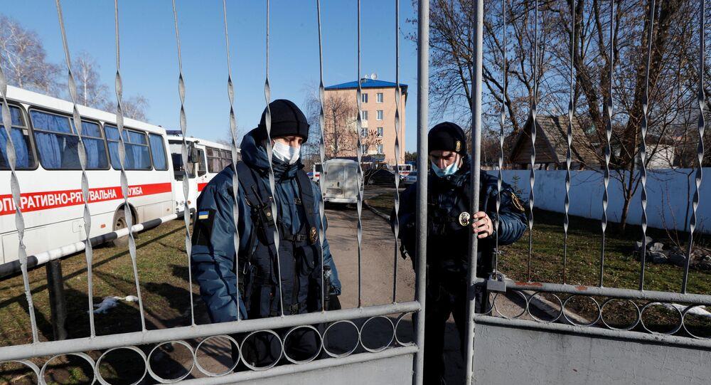 Koronavirüs - Ukrayna