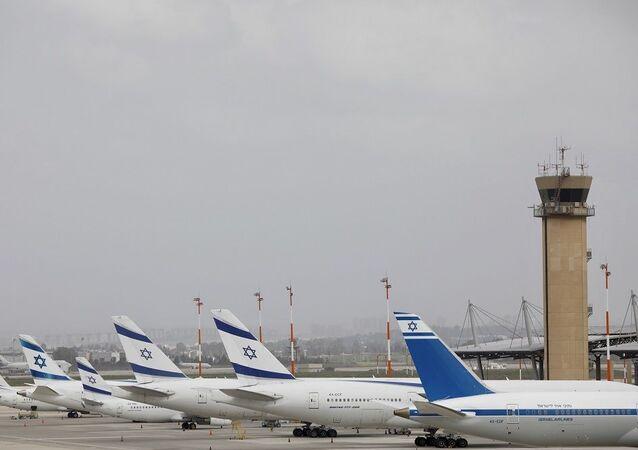 İsrail havayolu El Al uçakları
