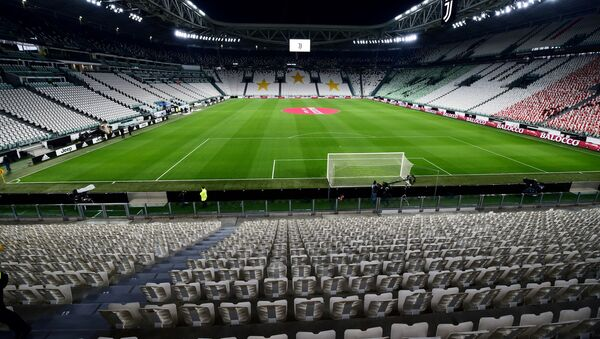 Juventus, Milan - Sputnik Türkiye