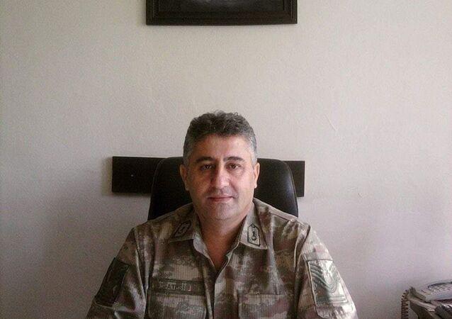 Emekli Jandarma İstihbaratçı Astsubay Şeref Ateş
