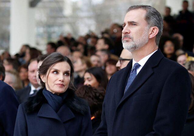 İspanya Kraliçesi