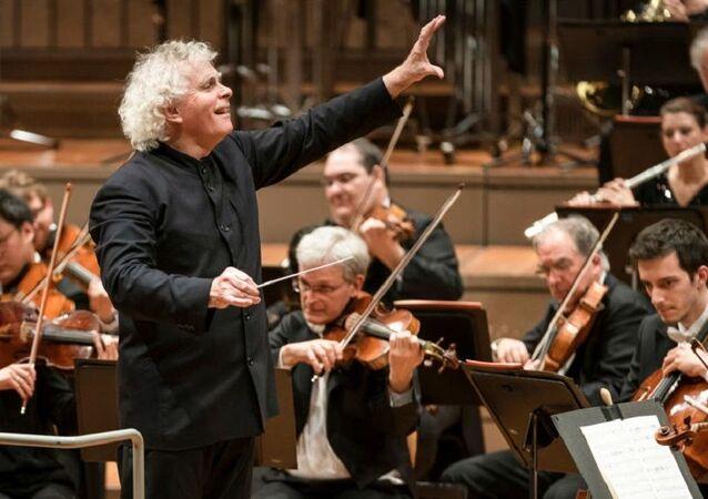 Berlin Flarmoni Orkestrası