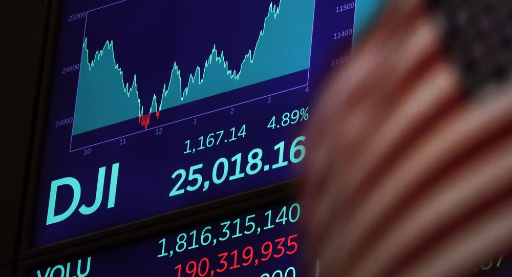 ABD New York borsası - Dow Jones İndeksi - Wall Street