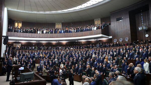 AK Parti TBMM Grup Toplantısı - Sputnik Türkiye