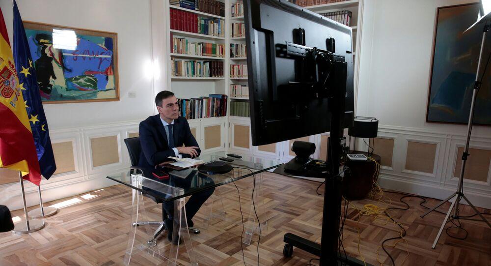 İspanya'da Başbakan Pedro Sanchez, koronavirüs nedeniyle olağanüstü hal ilan etti