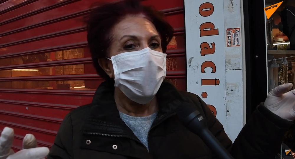 Koronavirüs Türkiye'de: Halk, koronavirüsün Türkiye'de kitlesel bir salgına dönüşmesinden korkuyor mu?