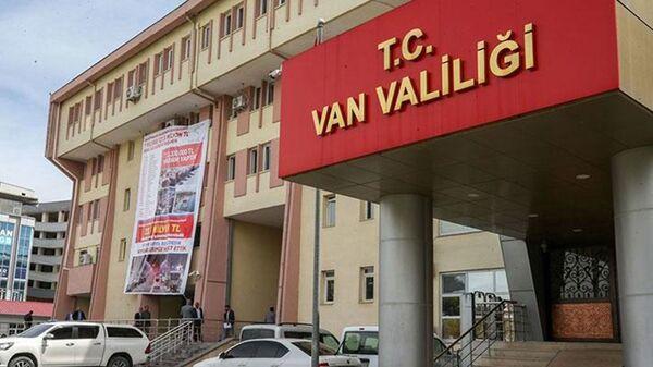 Van Valiliği - Sputnik Türkiye