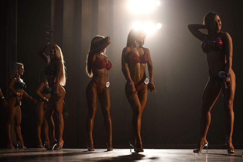 Turnuva, Novosibirsk'in Çkalova Kültür Merkezi'nde organize edildi.